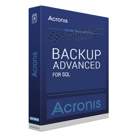 Acronis Backup Advanced for SQL Server