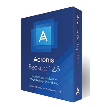 Acronis Backup Advanced for Server