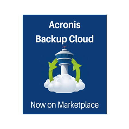 Acronis Cloud Backup Service