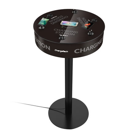 Power Table Charging Station 12