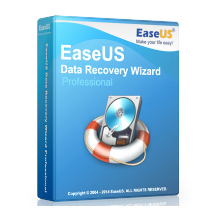 easeus-Data Recovery Wizard Professional