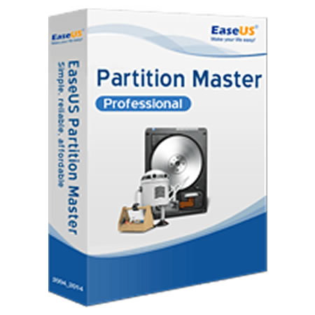 easeus-Partition Master Professional